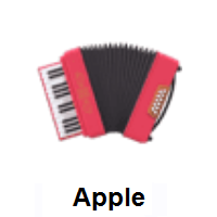 Accordion on Apple iOS